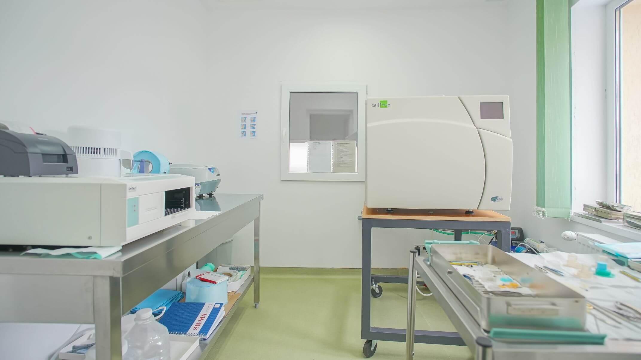 cabinet sterilizare oftalmo